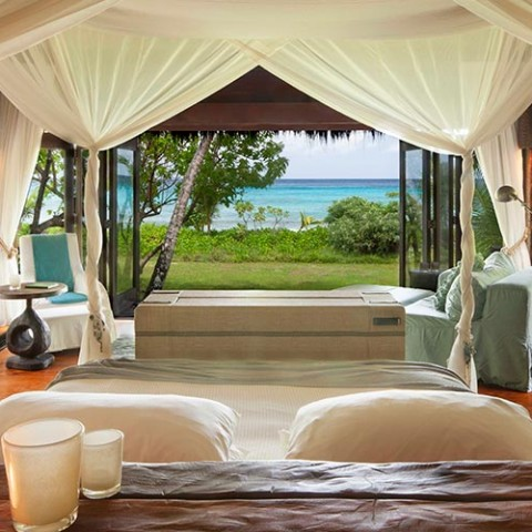 The perfect view to wake up