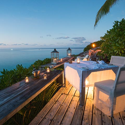North Island Lodge, Seychelles