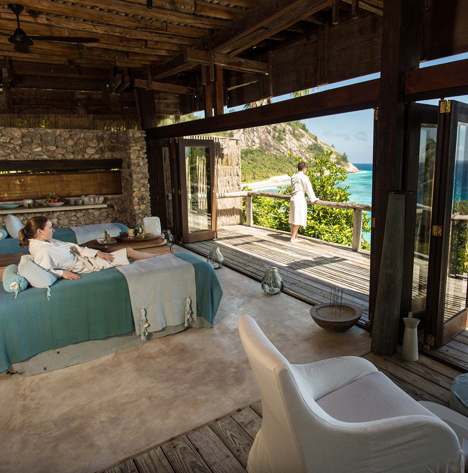 north island extends spa offer to 2017 north island seychelles. Black Bedroom Furniture Sets. Home Design Ideas